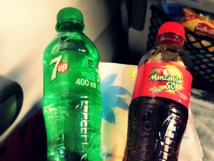ペットボトルジュース