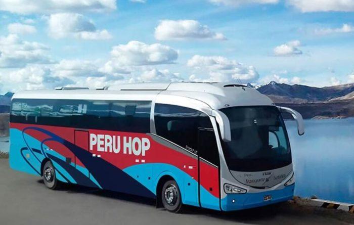 PERUHOPのバス