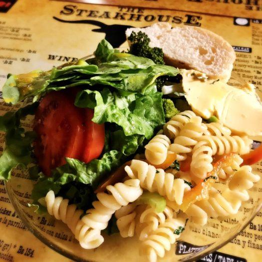 ザ・ステーキハウスのサラダバー