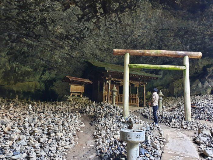 天安河原 大洞窟
