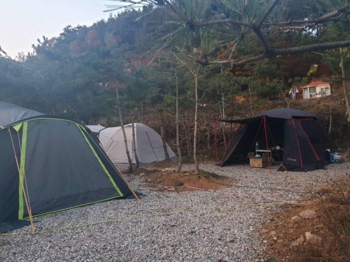 キャンプサイト2