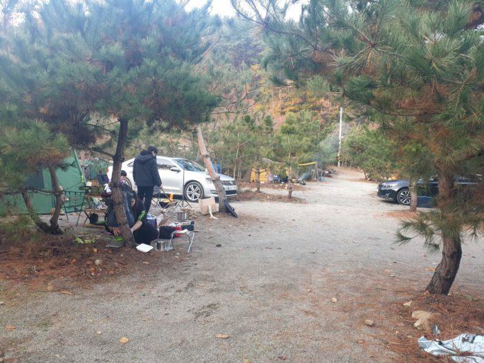 キャンプサイト3