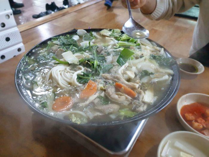 ホルモン鍋2