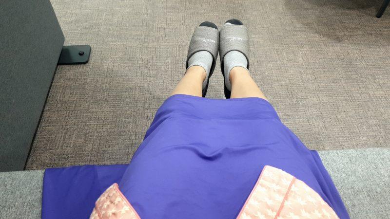 婦人系検査用のスカート