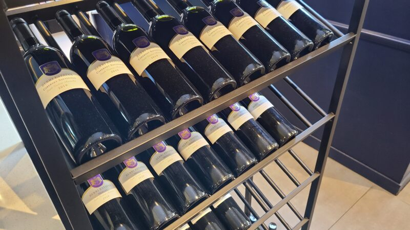 ローリングパスタ ボトルワイン
